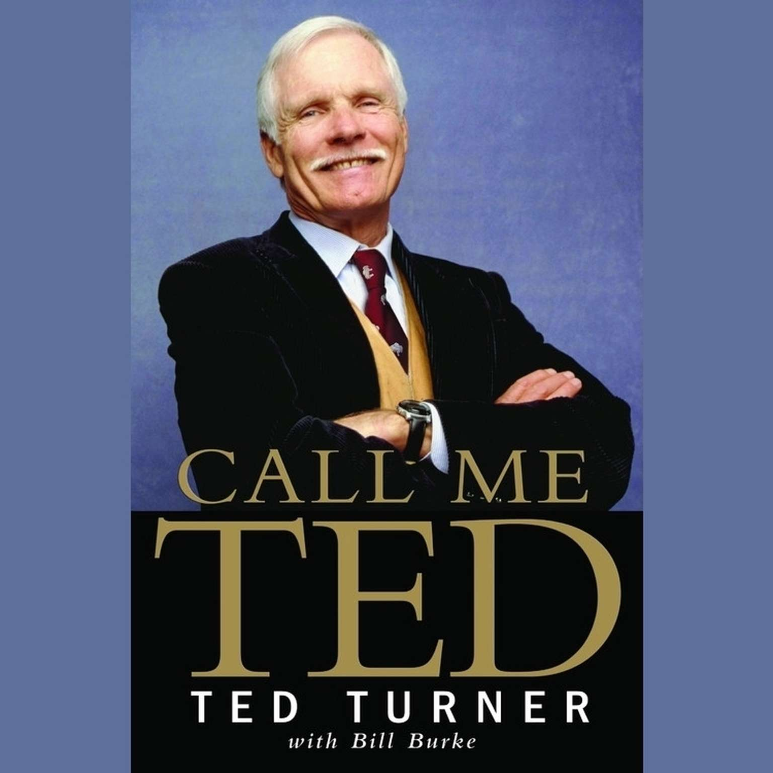 Printable Call Me Ted Audiobook Cover Art