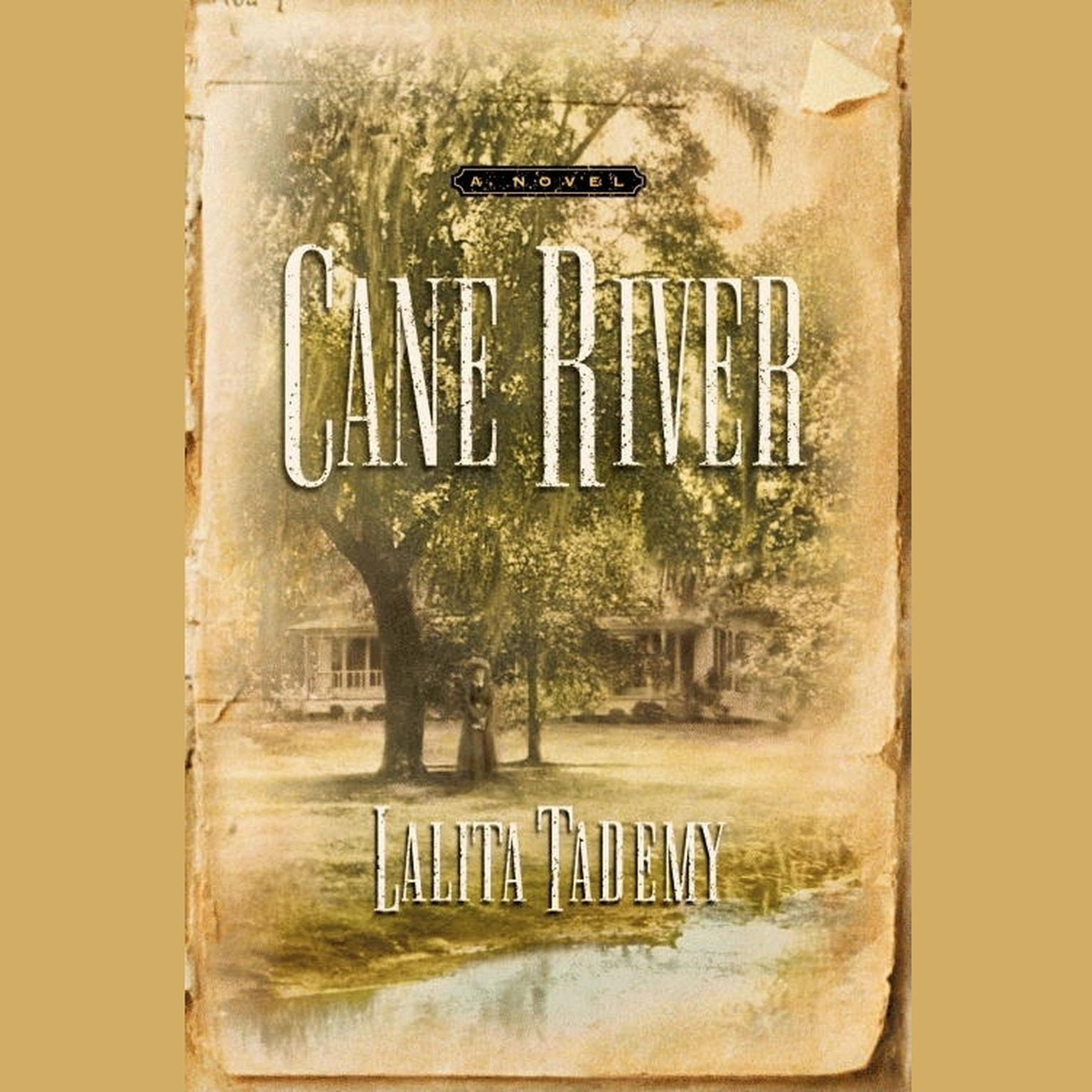 Printable Cane River Audiobook Cover Art