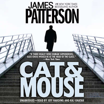 Cat & Mouse (Abridged) Audiobook, by James Patterson