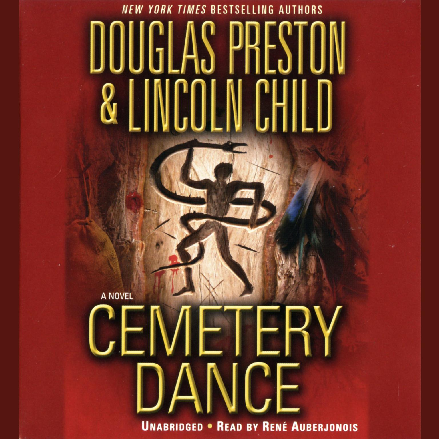 Printable Cemetery Dance Audiobook Cover Art