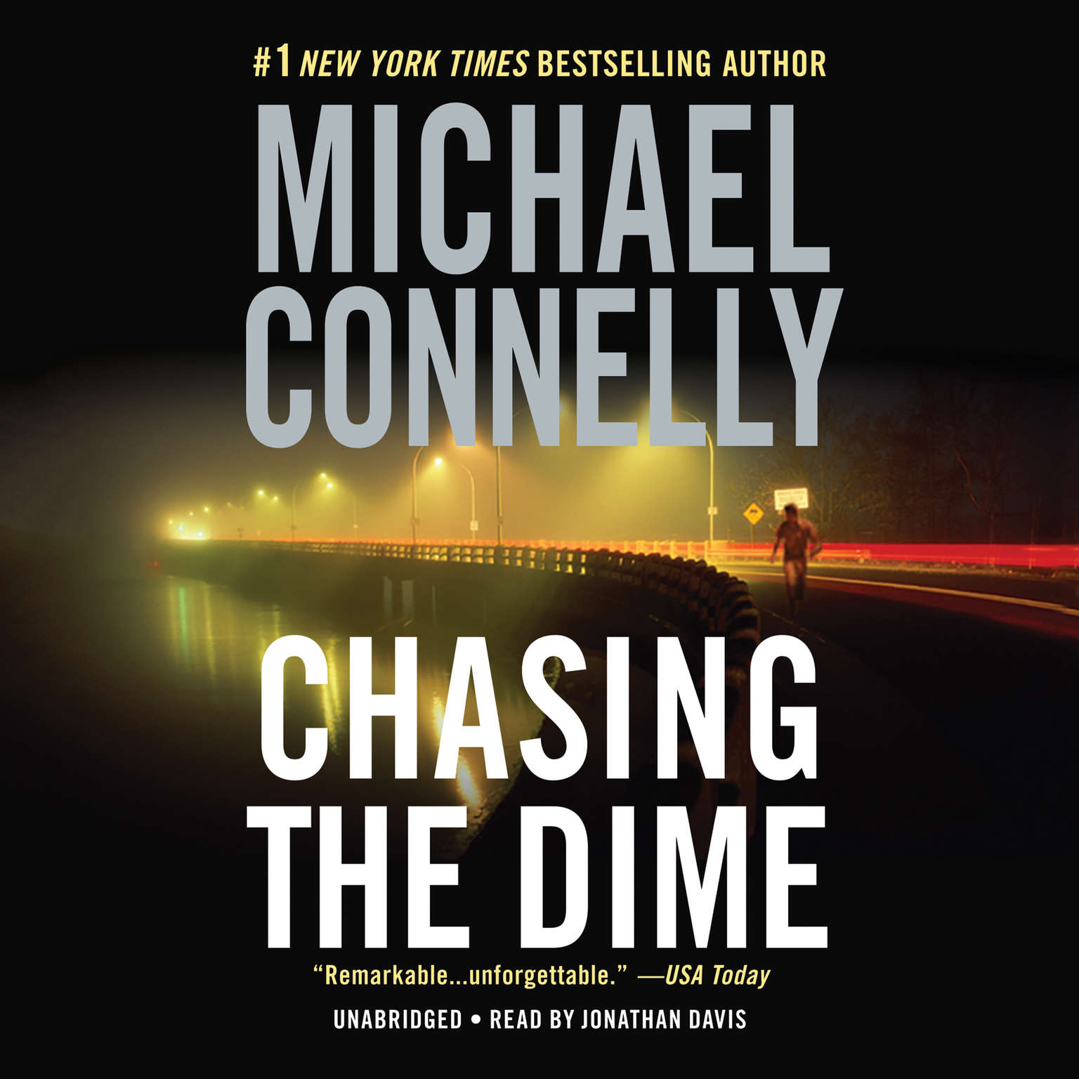 Printable Chasing the Dime Audiobook Cover Art