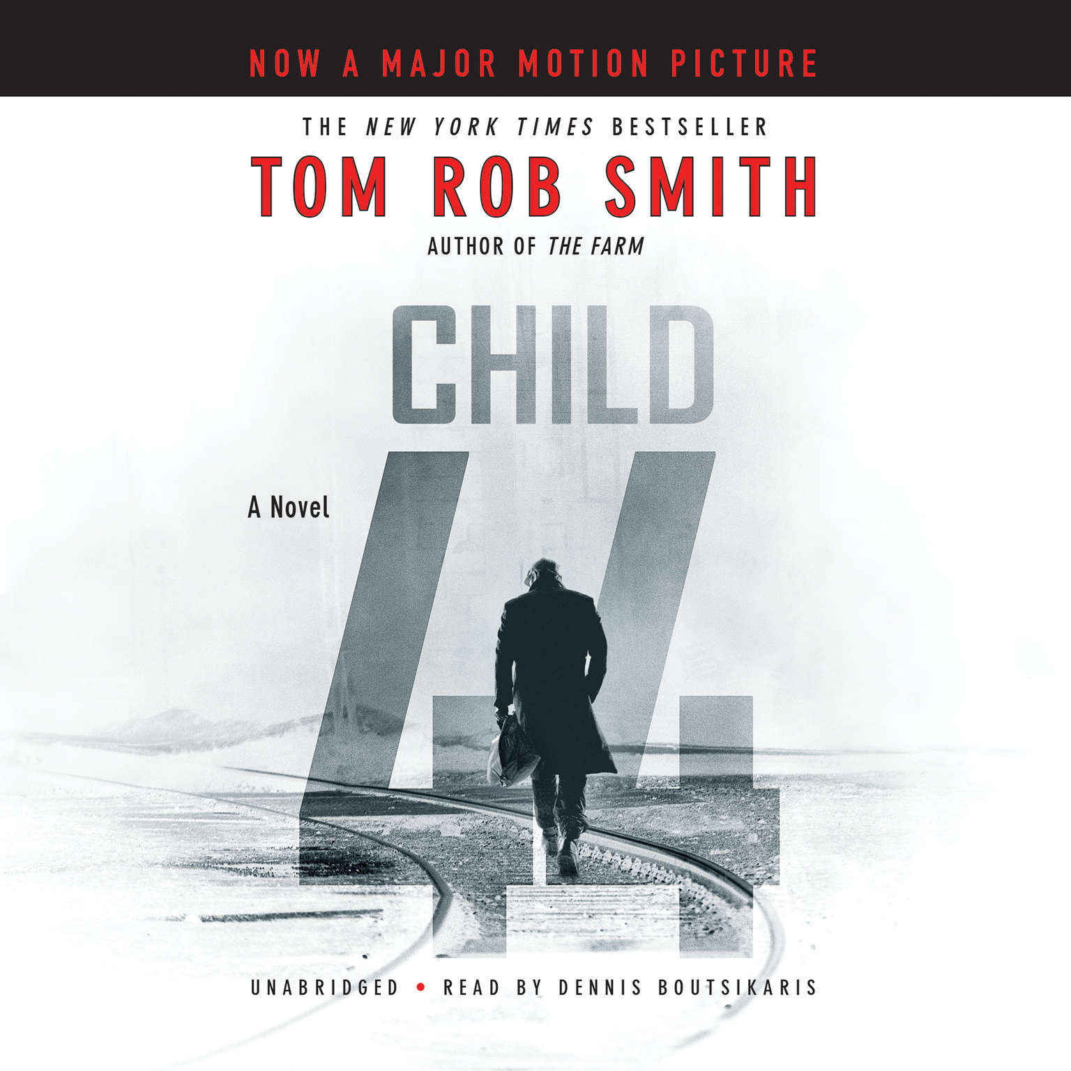 Printable Child 44 Audiobook Cover Art