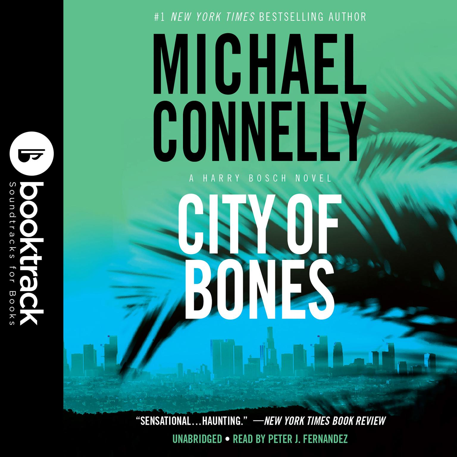 Printable City of Bones Audiobook Cover Art