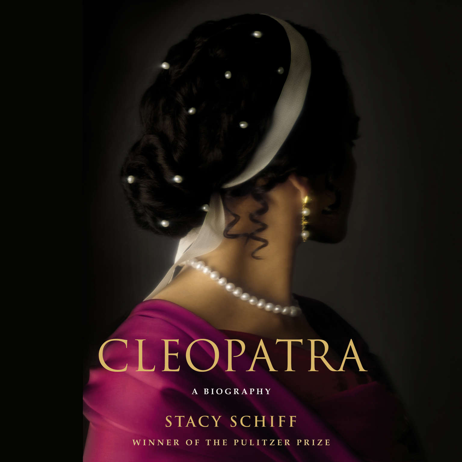 Printable Cleopatra: A Life Audiobook Cover Art