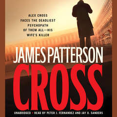 Alex Cross Audiobook, by