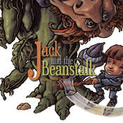 Jack and the Beanstalk, by George Bridge