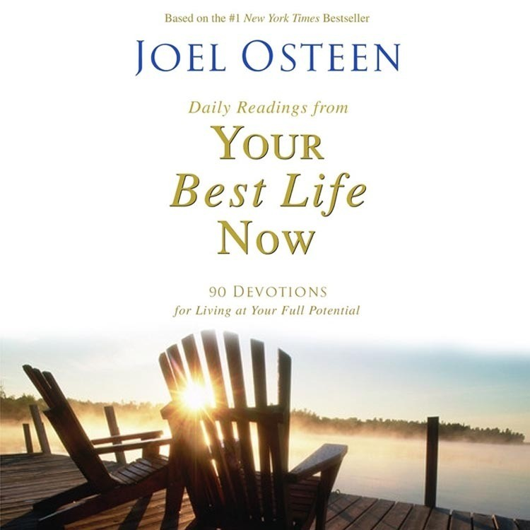 Printable Daily Readings from Your Best Life Now: 90 Devotions for Living at Your Full Potential Audiobook Cover Art