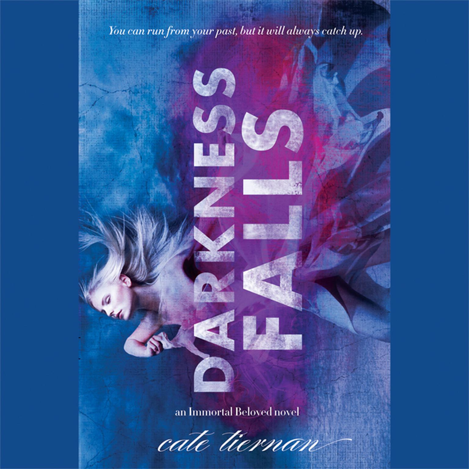 Printable Darkness Falls Audiobook Cover Art