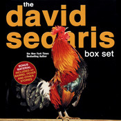 The David Sedaris Box Set, by David Sedaris