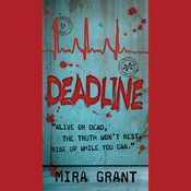 Deadline Audiobook, by Mira Grant