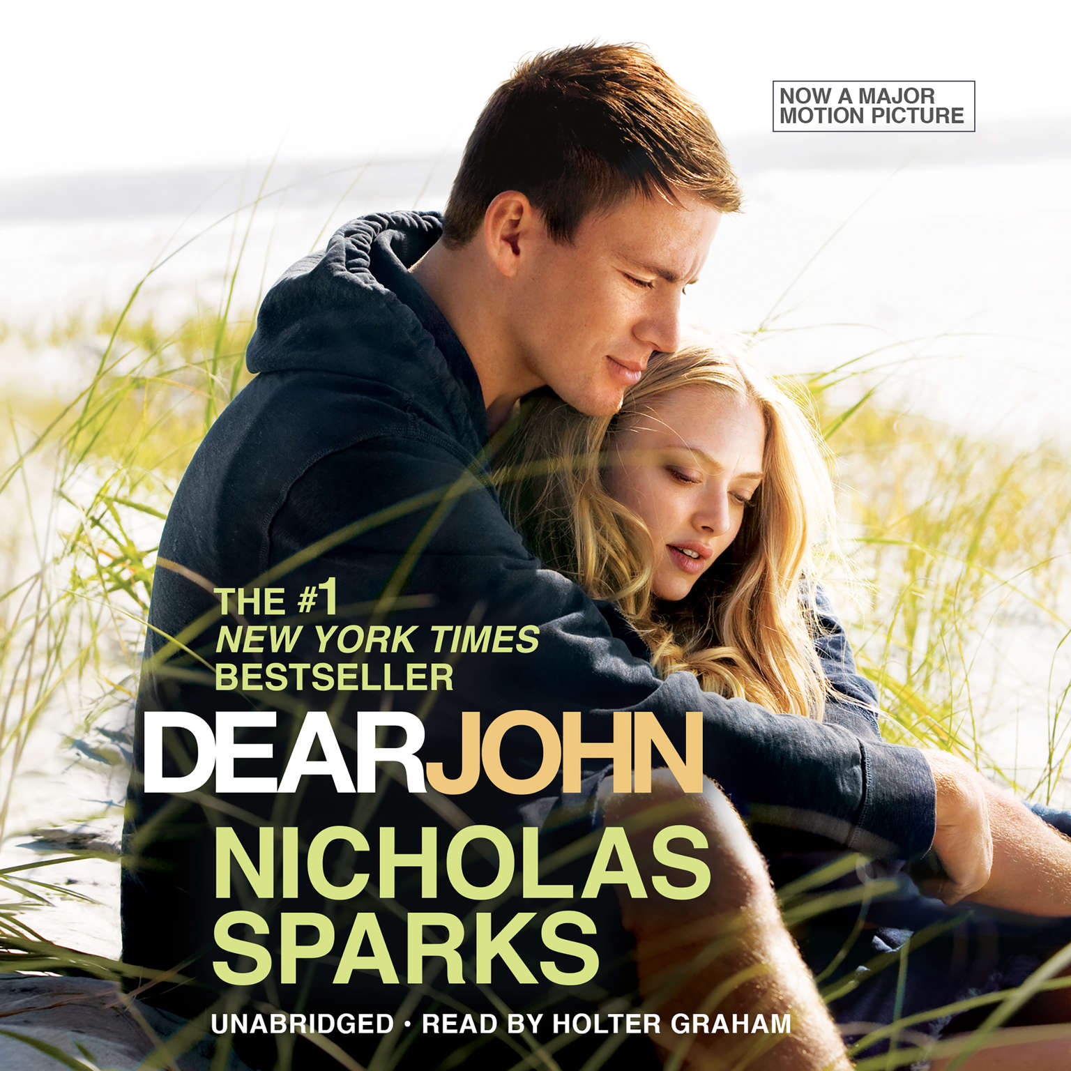 Printable Dear John Audiobook Cover Art