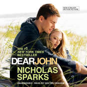 Dear John Audiobook, by Nicholas Sparks