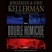 Double Homicide, by Faye Kellerman, Jonathan Kellerman