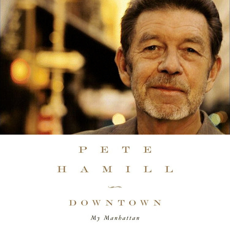 Printable Downtown: My Manhattan Audiobook Cover Art