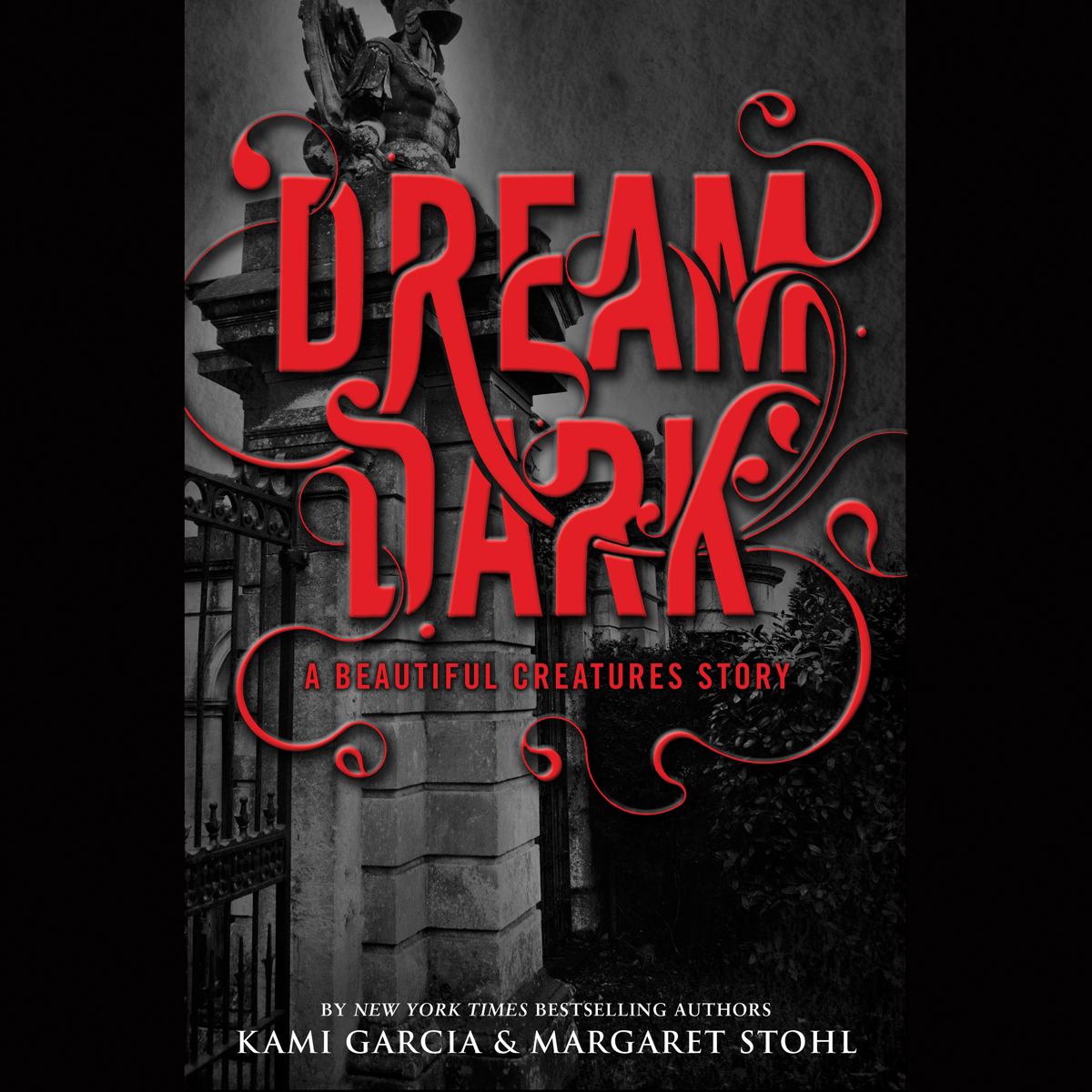 Printable Dream Dark: A Beautiful Creatures Story Audiobook Cover Art