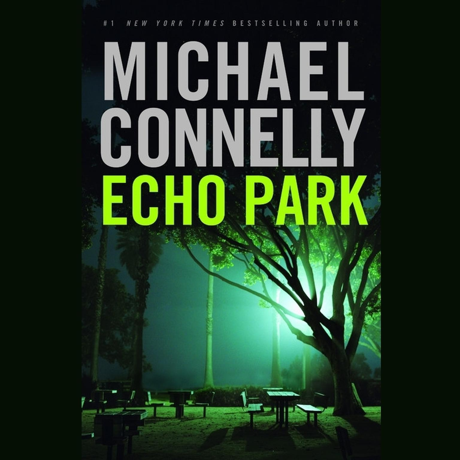 Printable Echo Park Audiobook Cover Art