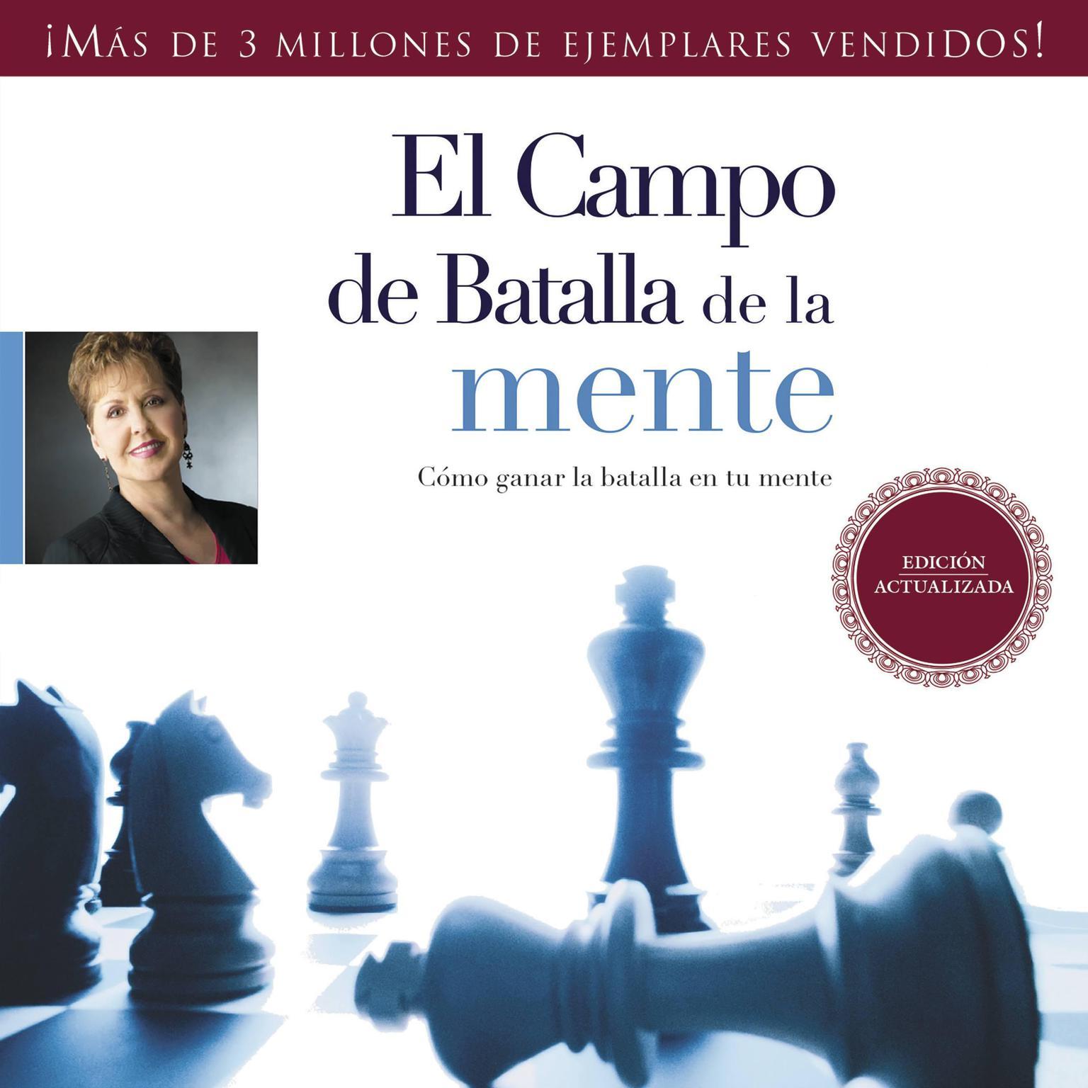 Printable El campo de batalla de la mente: Cómo ganar la batalla en tu mente Audiobook Cover Art