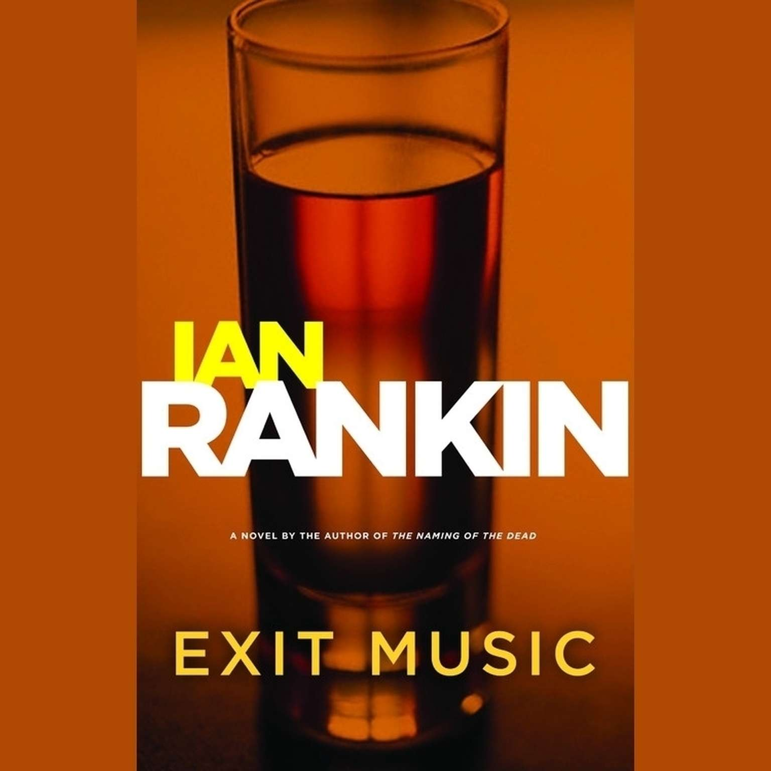 Printable Exit Music Audiobook Cover Art