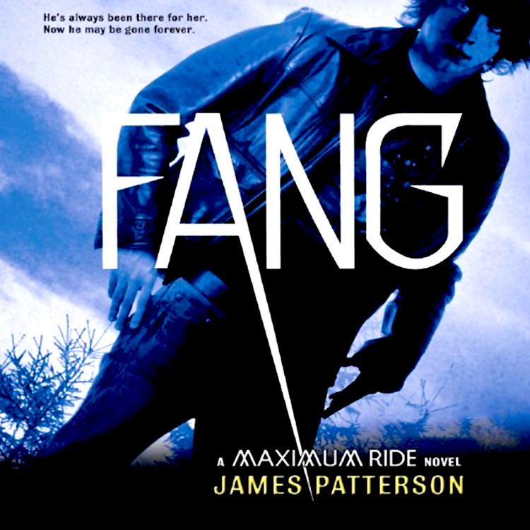 Printable Fang: A Maximum Ride Novel Audiobook Cover Art