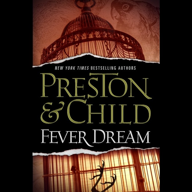 Printable Fever Dream Audiobook Cover Art