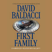 First Family Audiobook, by David Baldacci