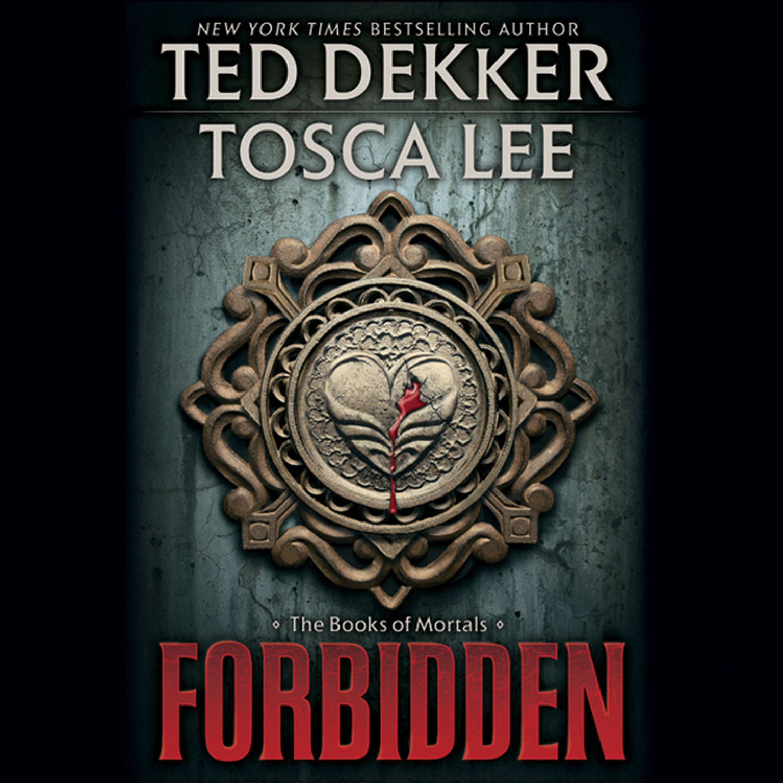 Printable Forbidden Audiobook Cover Art