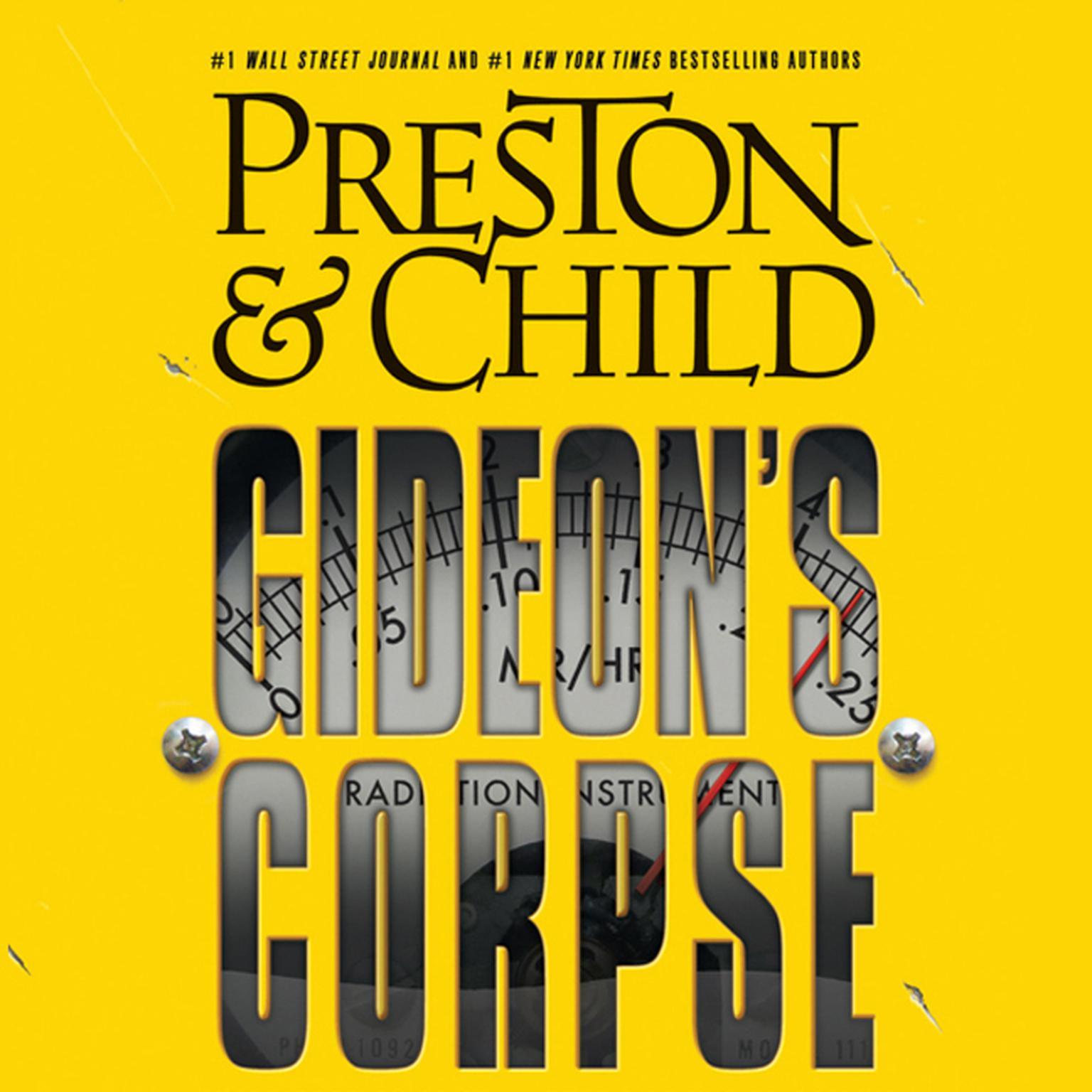 Printable Gideon's Corpse Audiobook Cover Art