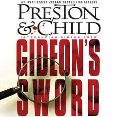 Gideons Sword Audiobook, by Douglas Preston, Lincoln Child