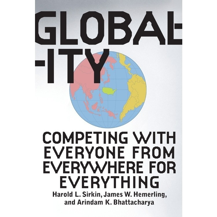 Printable Globality: Competing with Everyone from Everywhere for Everything Audiobook Cover Art
