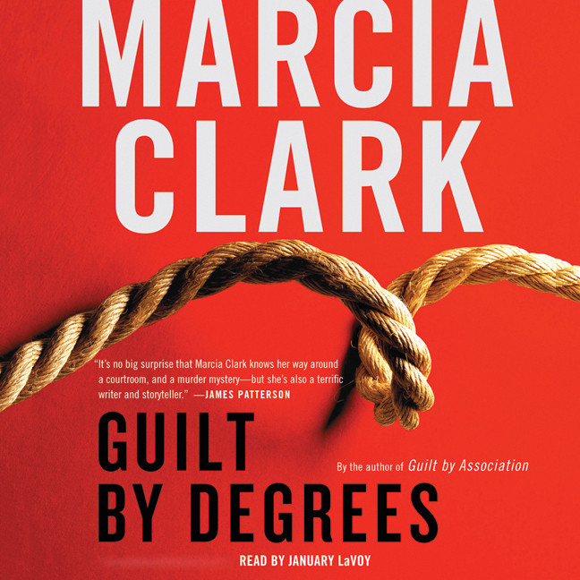 Printable Guilt by Degrees Audiobook Cover Art