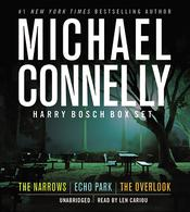 Harry Bosch Box Set, by Michael Connelly