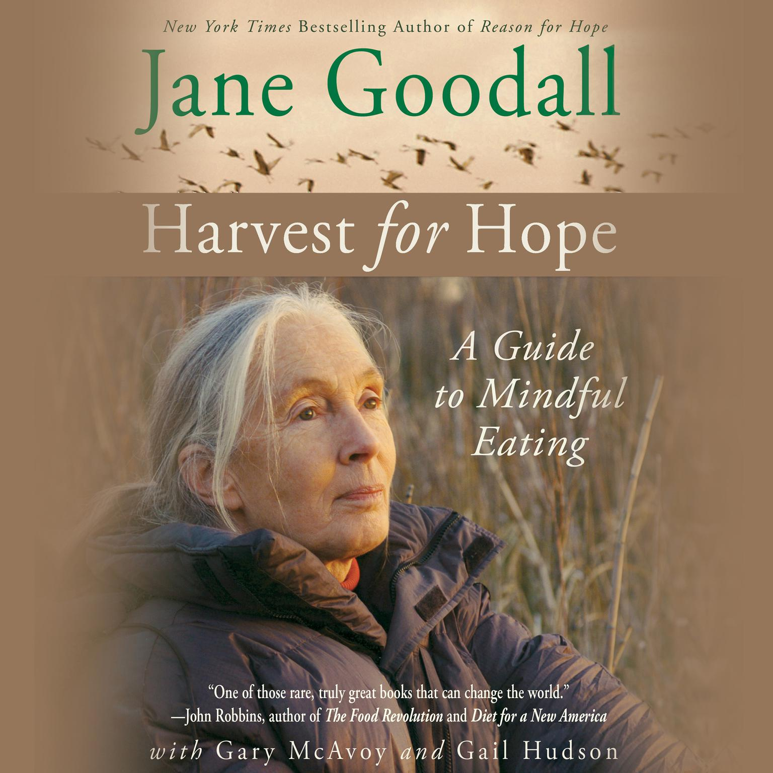 Printable Harvest for Hope: A Guide to Mindful Eating Audiobook Cover Art