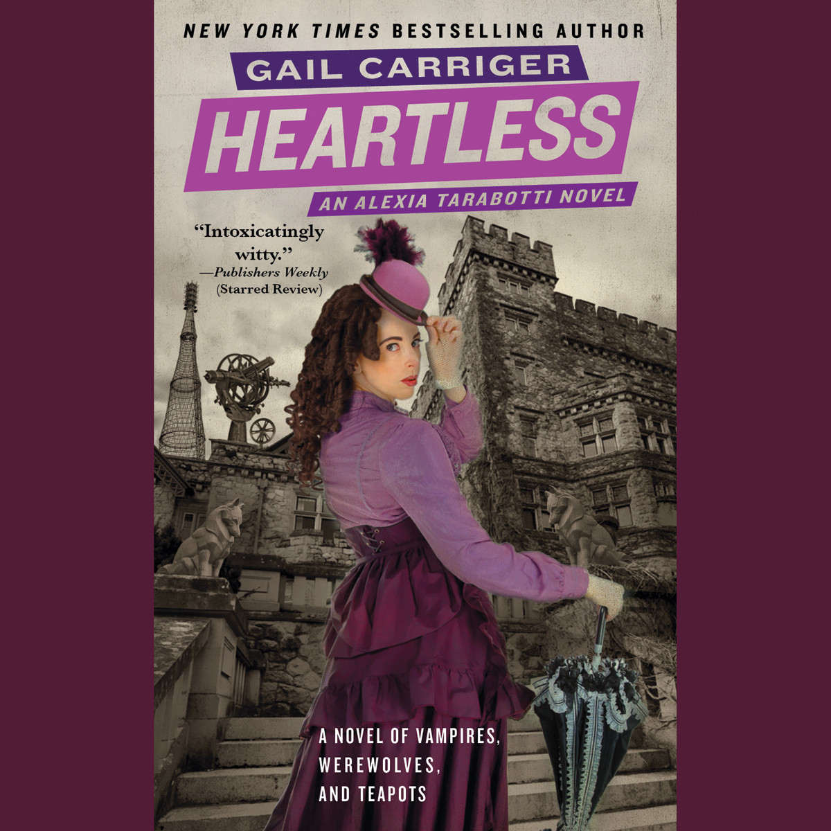 Printable Heartless Audiobook Cover Art