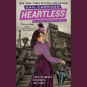 Heartless Audiobook, by Gail Carriger