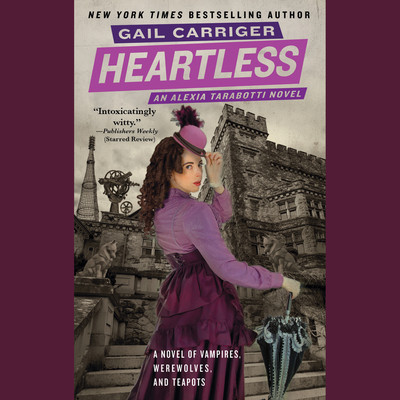 Heartless Audiobook, by