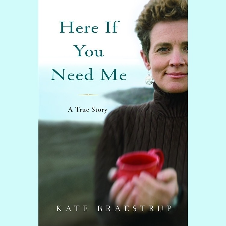 Printable Here If You Need Me: A True Story Audiobook Cover Art