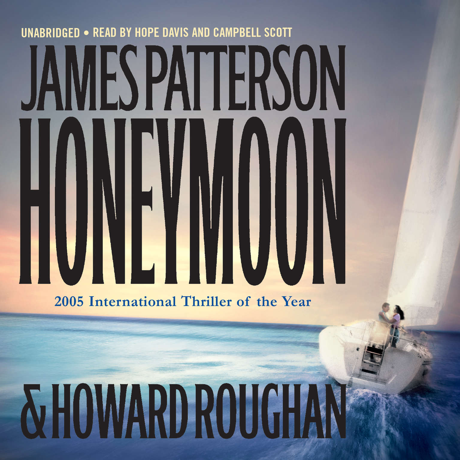 Printable Honeymoon Audiobook Cover Art