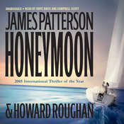 Honeymoon Audiobook, by James Patterson