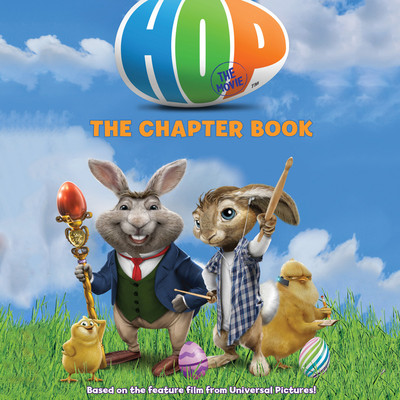 Hop: The Chapter Book: The Chapter Book Audiobook, by Annie Auerbach
