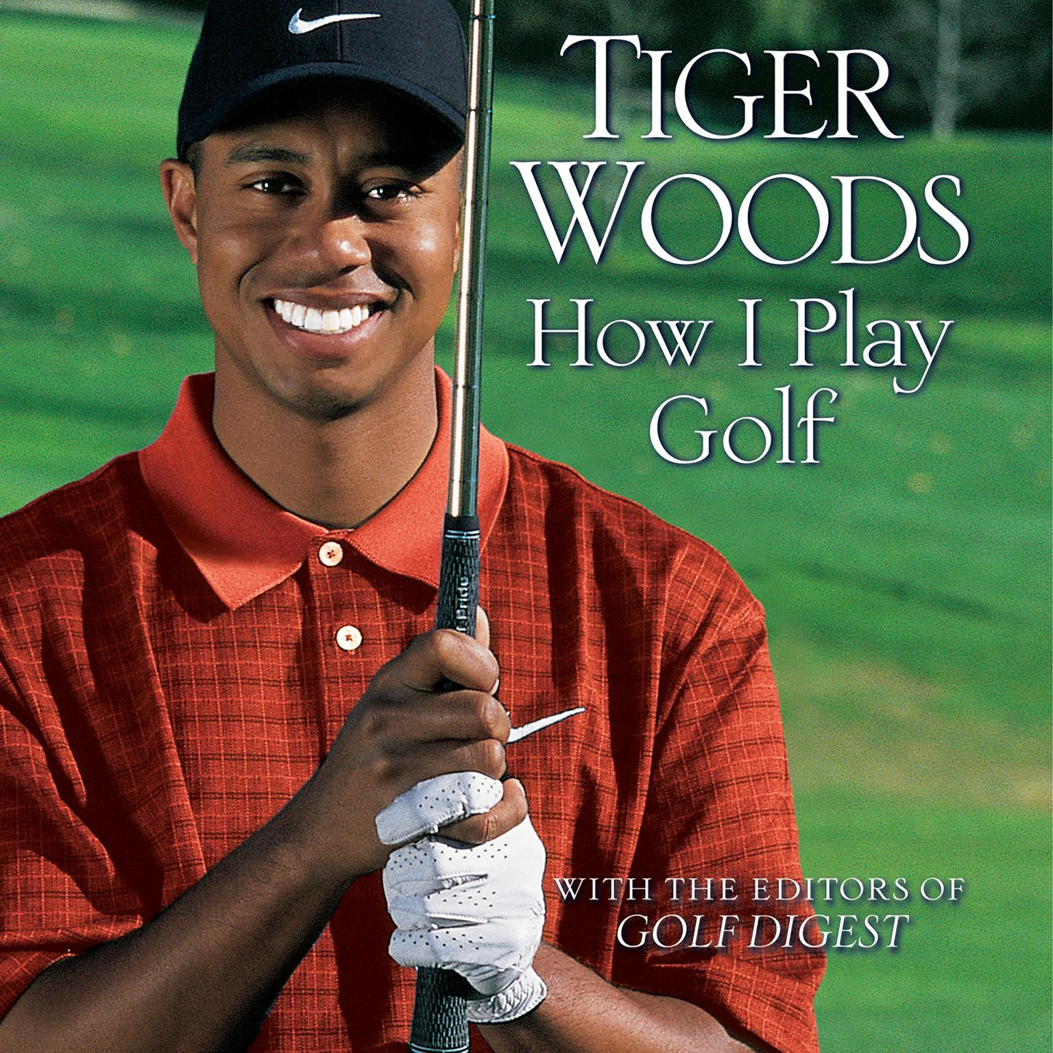 Printable How I Play Golf Audiobook Cover Art