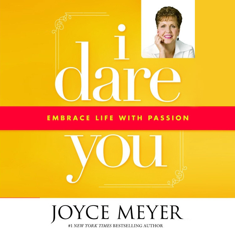 Printable I Dare You (Abridged): Embrace Life with Passion Audiobook Cover Art