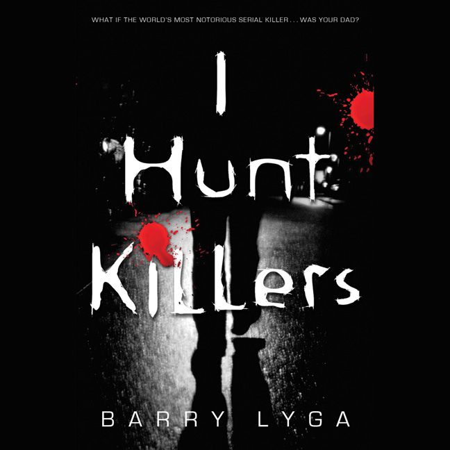 Printable I Hunt Killers Audiobook Cover Art