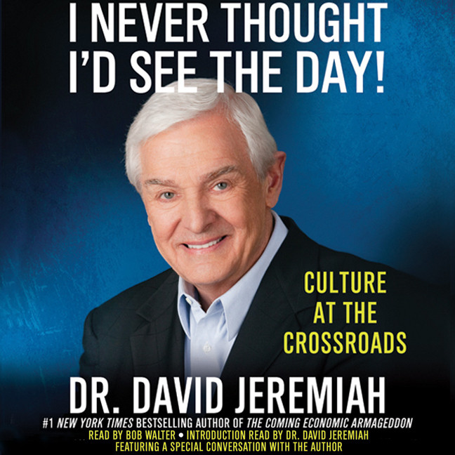 Printable I Never Thought I'd See the Day!: Culture at the Crossroads Audiobook Cover Art