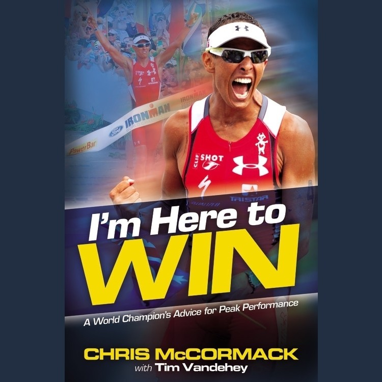 Printable I'm Here To Win: A World Champion's Advice for Peak Performance Audiobook Cover Art