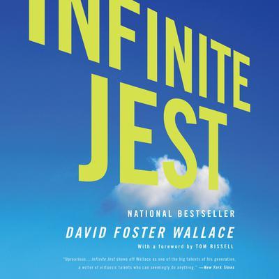 Infinite Jest: Part II Audiobook, by David Foster Wallace