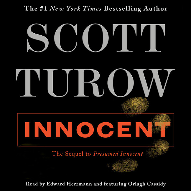 Printable Innocent Audiobook Cover Art