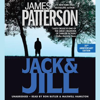 Jack & Jill Audiobook, by James Patterson