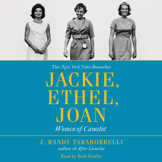 Printable Jackie, Ethel, Joan: Women of Camelot Audiobook Cover Art