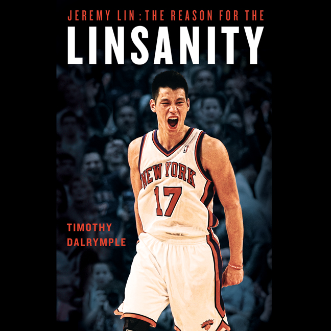 Printable Jeremy Lin: The Reason for the Linsanity Audiobook Cover Art