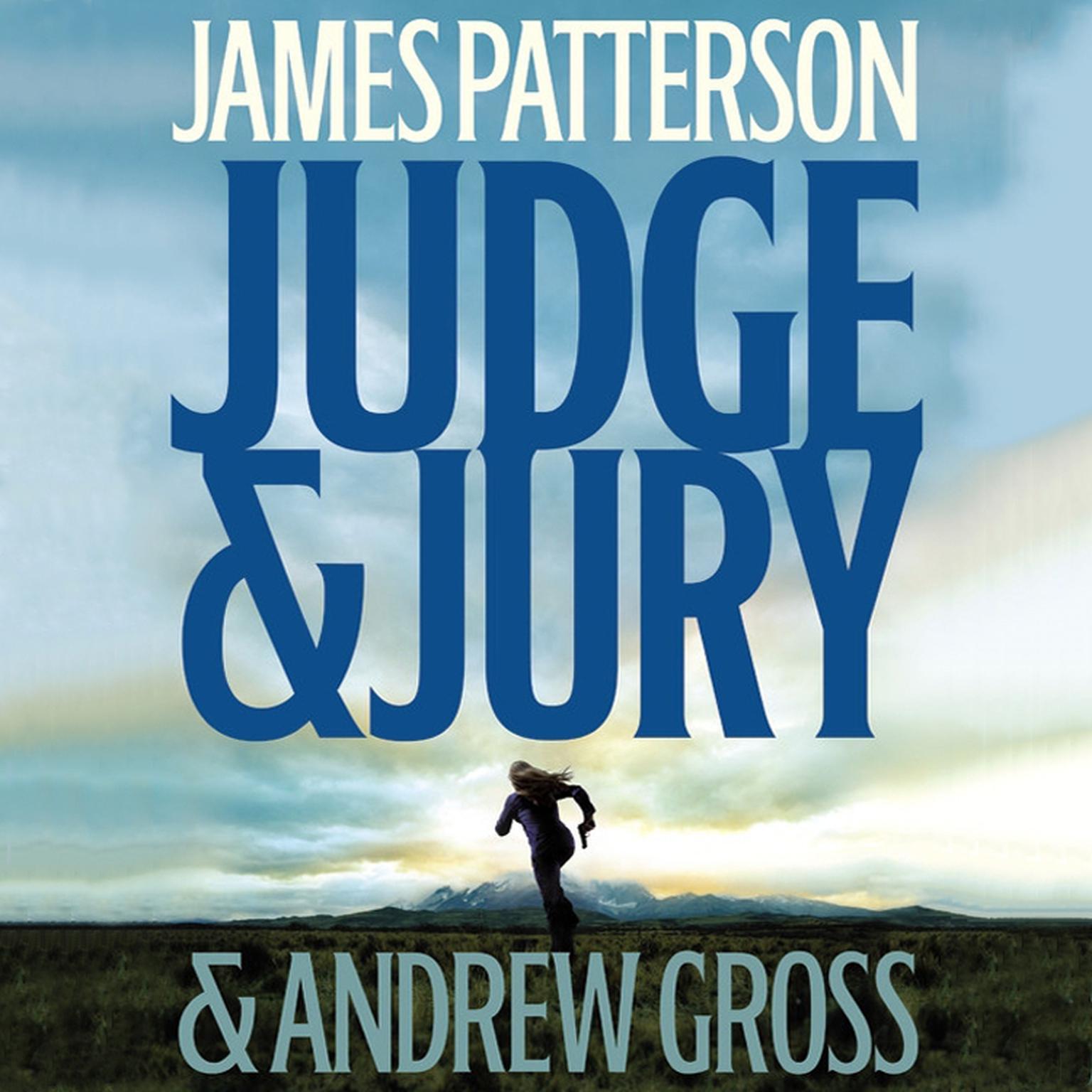 Printable Judge & Jury Audiobook Cover Art